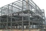 Corrugated гальванизированное стальное здание структуры тонколистовой стали