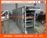 Qualitäts-Handelsfrucht-Trockner/industrieller Gemüsetellersegment-Trockner 6000