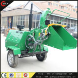 40HP Diesel Wood Chipper con Self Power
