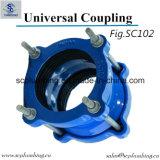 鋳鉄のDi延性があるUniversal Couplingの共同価格