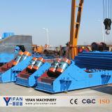 Principale première machine vibrante en pierre de câble d'alimentation de la Chine
