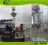 машины roasting кофейного зерна 60kg/h с специальным барабанчиком выпечки нержавеющей стали