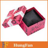 小型の腕時計のパッケージの紙箱/ペーパーギフト用の箱