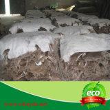 Guarnición al por mayor de la piel de la piel de las ovejas de China para los zapatos y la ropa