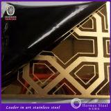 L'acier inoxydable de couleur décorative plaque le prix usine de Whth