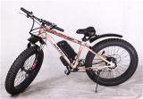 電気雪の脂肪質のタイヤの電気バイク