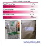 Amminoacido vegetale di sorgente di Humizone Vaa-45-P