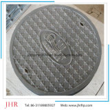 Matériau en fibre de verre SMC Square Manhole Cover