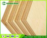 Madera contrachapada china del anuncio publicitario de la madera contrachapada del alto grado
