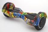 Scooter 2017 de remplissage intelligent de musique de scooter de véhicule approuvé d'équilibre de RoHS UL2272 de la CE