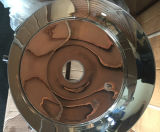 """20 """" de Uitgaande Ronde Druk Manway van het Roestvrij staal met het Gezicht Flass van het Type van Flens"""