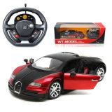 Véhicule modèle de Bugtoti Veyron pour que les gosses jouent