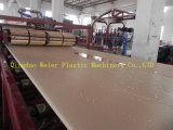 Macchina di espulsione di superficie della scheda della gomma piuma della crosta del PVC di vendita calda