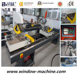 Machine de fabrication de guichet de profil de PVC