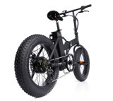 Складывая Electric Bicycle с Fat Tire 20 Inch