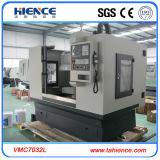 Precio vertical de la fresadora del CNC de la precisión Vmc7032 con el certificado del Ce