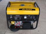 Gerador da gasolina Aprovação CE 5kw (WH6500/WH6500E)