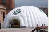 Barraca desobstruída inflável gigante da abóbada/barraca transparente do partido/casamento
