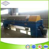 Lw250*900 type horizontal décanteur de séparateur d'huile de poisson de sédimentation de débit de spirale