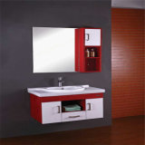 Governo di stanza da bagno di legno della parete semplice con il Governo laterale