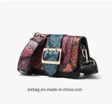 Nova moda Python Grain PU Single Satchel Bag