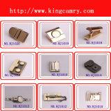 Fechamento da torção do fechamento/mala de viagem da torção do fechamento/bolsa da volta do metal do saco