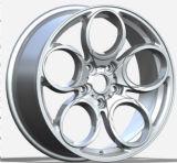 차를 위한 새로운 색깔 합금 바퀴