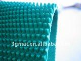 Esteira de borracha plástica do assoalho do PVC (engrenagem)