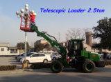 2017 2.0ton met De Telescopische Lader van het Ce- Certificaat Hy2000