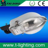 Luzes LED fora da estrada / Luz exterior da rua com lâmpada de sódio em alumínio