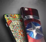 Оптовое iPhone 6s/7s аргументы за мобильного телефона конструкции печатание 3D
