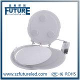 천장을%s 도매 9W 알루미늄 라운드 LED 위원회 빛