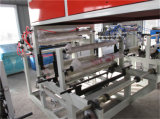 Gl-1000b Máquina de fita impressa e adesiva eficiente compatível com fábrica própria