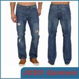 Jeans di modo tagliati uomini (JC3055)
