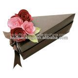 Caja de papel de empaquetado del chocolate de lujo de la celebración