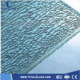 Hielo Flower/Broken Laminated Glass para Decoration Safety Glass