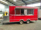 Migliore camion di vendita di approvvigionamento del rimorchio del carrello dell'alimento