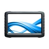"""Bateria de 5 """"tela LCD Detecção de movimento 8chs 2.4 / 5.8g Receptor portátil Mini DVR sem fio"""