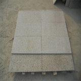 Surface différente jaune rustique du granit G682 de Shandong Chine