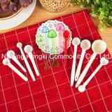 2g Pescados-Shape picosegundo Plastic Spoon para Healthy Msg Intake