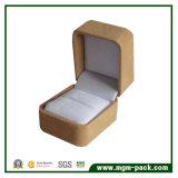 Preiswerter kundenspezifischer umweltfreundlicher Form-Schmucksache-Kasten