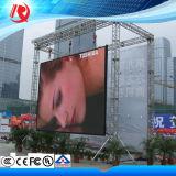 Écran 2016 polychrome de location extérieur d'Afficheur LED de Hotsale P10 P8