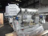 motor diesel de combustible 650PS del barco inferior de la consumición