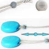 Beweglicher mini drahtloser Bluetooth Lautsprecher mit nachladbarer Batterie