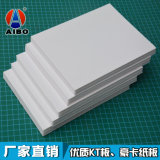 Tarjeta de la espuma del picosegundo con la superficie de papel