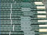 직류 전기를 통하는 또는 PVC Coated Steel Post, Fece Post, Y Post, Studded Picket