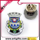 Distintivo personalizzato di Pin di metallo di alta qualità