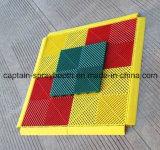 Rejas de la fibra de vidrio para el lavado del coche/para el taller de reparaciones