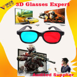Migliore Selling Consumer Products ABS 3D Glasses con Red Blue Lens Factory in Cina