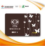 PVC Card di Cmyk Printing Plastic con Customized Artwork